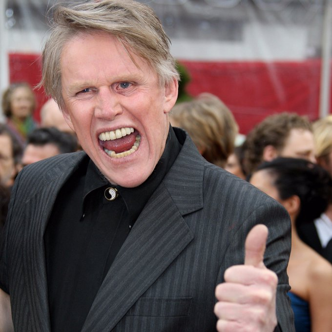Happy Birthday to Gary Busey who turns 73 today!