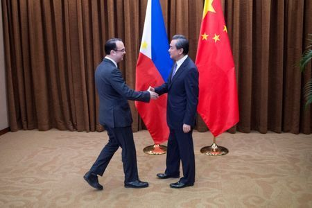 #China hails &quot;golden period&quot; in #relations with #Philippines  https:// yhoo.it/2tsot8w  &nbsp;  <br>http://pic.twitter.com/wjdybRH4pH