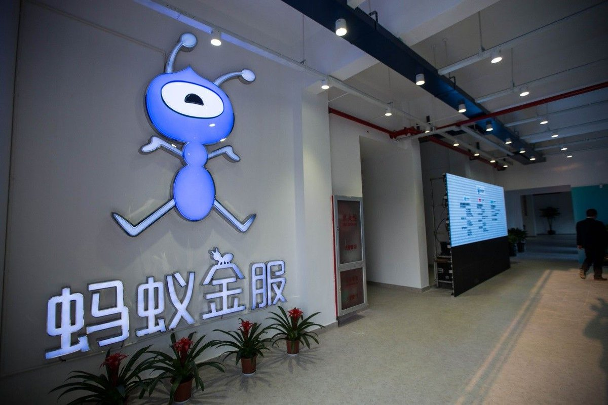 #Tianjin Teams Up With @AntFinancial to Build First #CashFreeCity in Northern #China @AlibabaGroup  http:// bit.ly/2u1Bhj7  &nbsp;  <br>http://pic.twitter.com/7DVFISre16