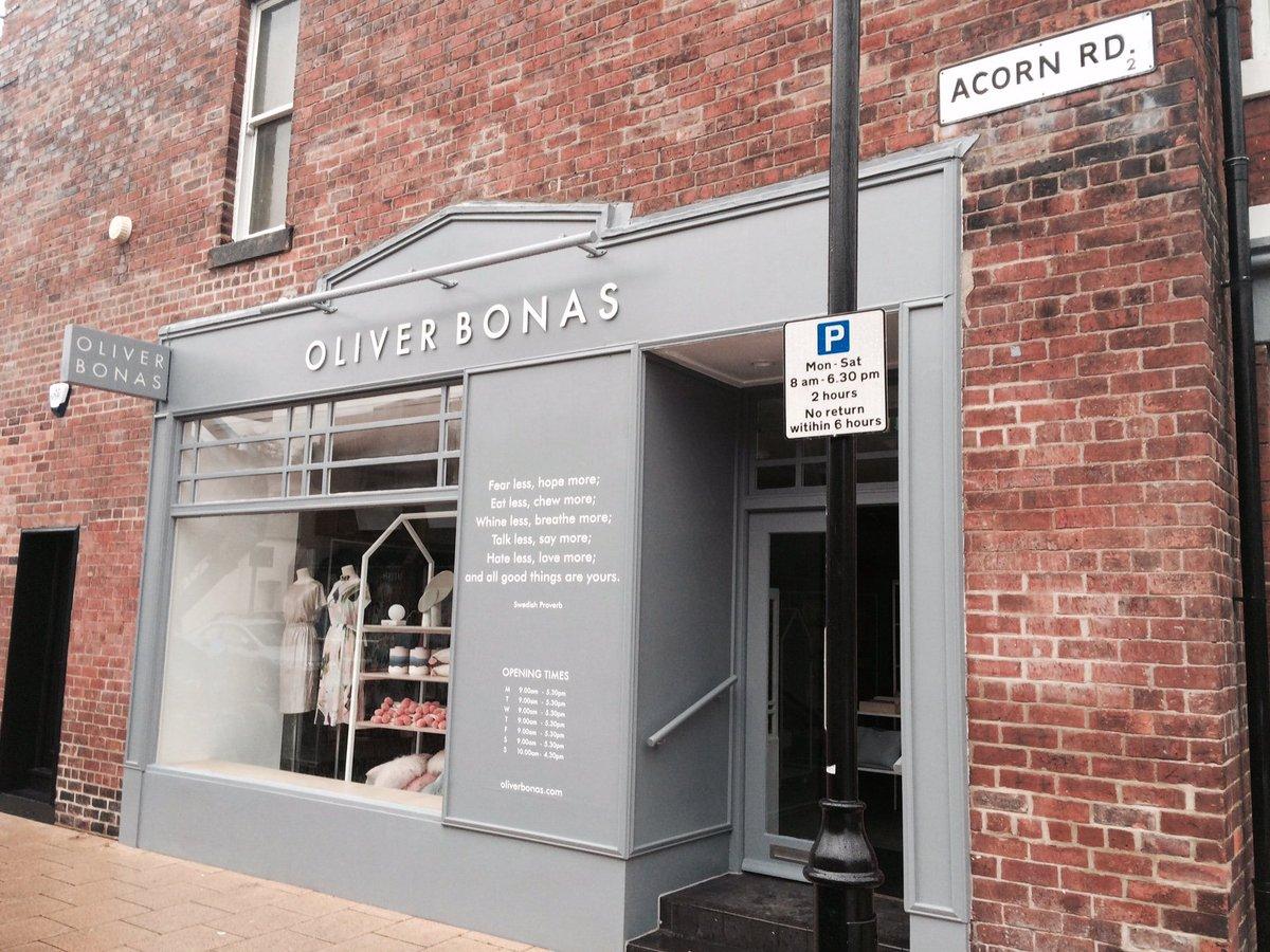 Oliver Bonas on Twitter \ Oliver Bonas Jesmond has opened its doors! Find us at 2 Acorn Road we can\u0027t wait to meet you\u2026 \  & Oliver Bonas on Twitter: \