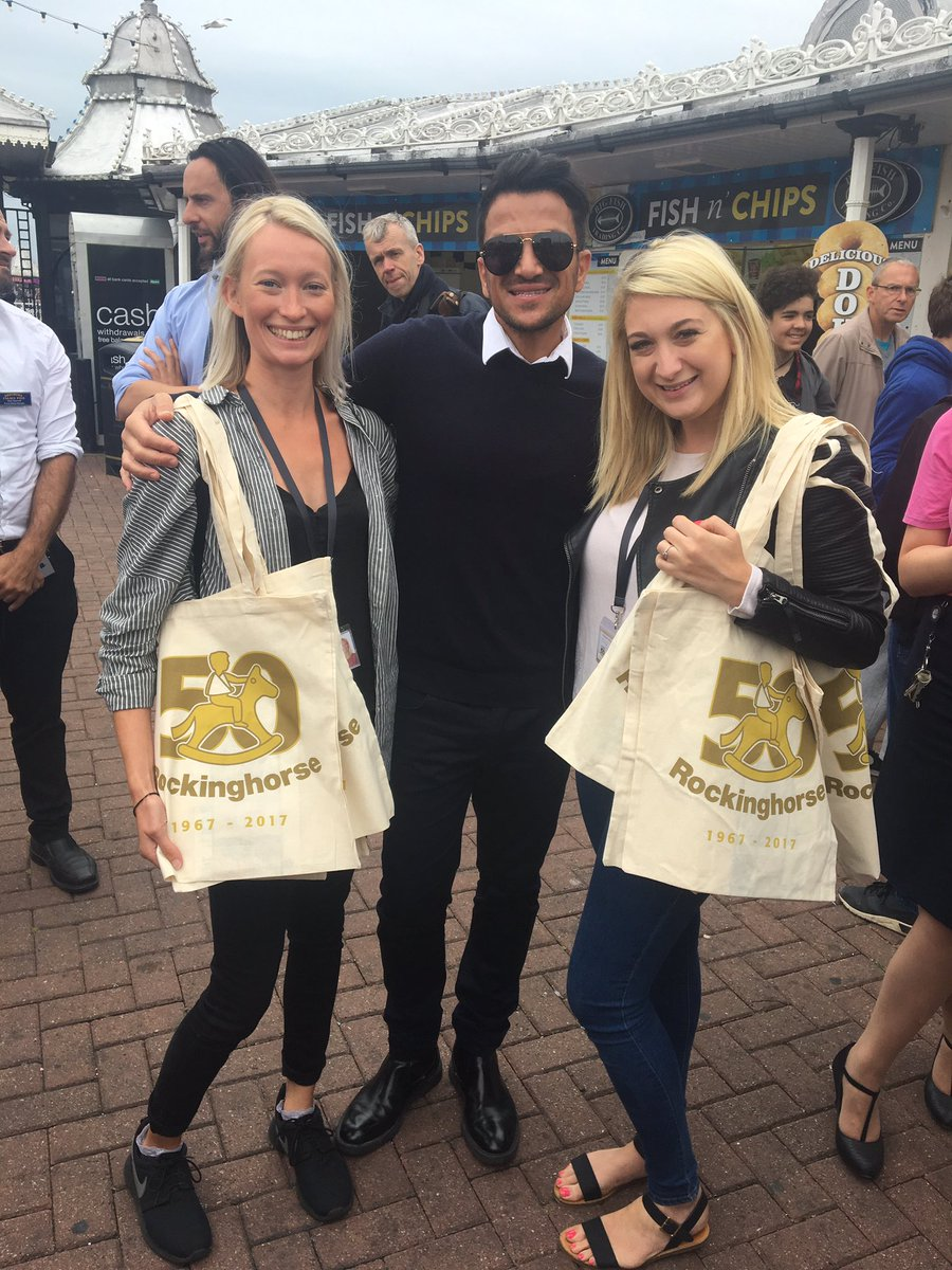 Our Events fundraiser and Schools and Community fundraiser with @MrPeterAndre for the #PrideofBritain day with @TSB! #Local #charity<br>http://pic.twitter.com/4iQ5pKUfy2