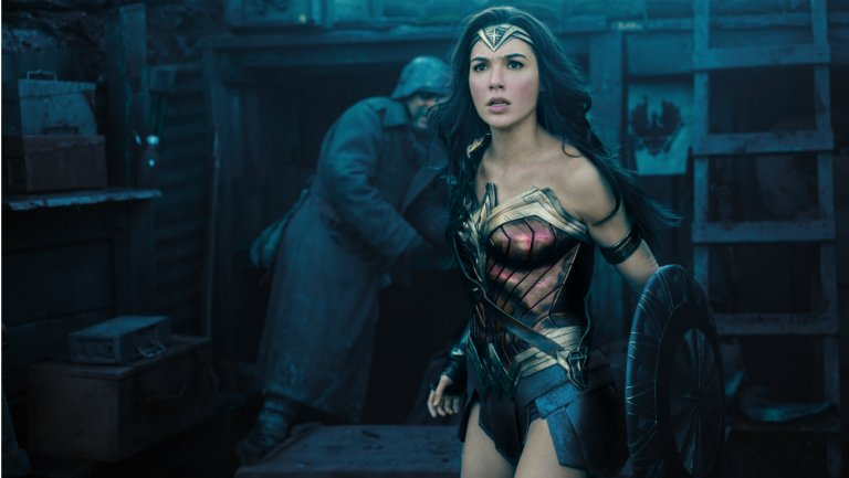 THR: Why is #WonderWoman not doing as well overseas? A few theories: h...