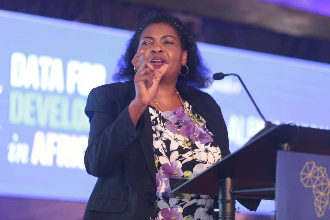 #Tanzania has developed a strategic national roadmap for data in order to mainstream #SDGs in all our dvt plans #AfData17 ~ Dr Albina Chuwa<br>http://pic.twitter.com/tdLuvsiVlk