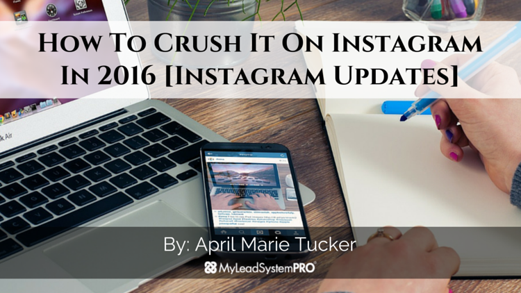 How To Crush It On #Instagram In 2016 [Instagram Updates] | Instagram is fun and it works.  http:// bit.ly/21WKIuT  &nbsp;  <br>http://pic.twitter.com/4la9jcIGWS