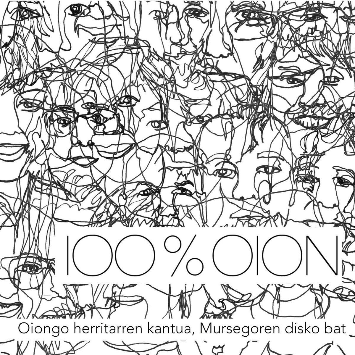 """100% Oion"", Mursegoren lan berriaren kritika idatzi du @anttoniturbe-k. https://t.co/RclSpJ32wG https://t.co/xEA9wadj0d"