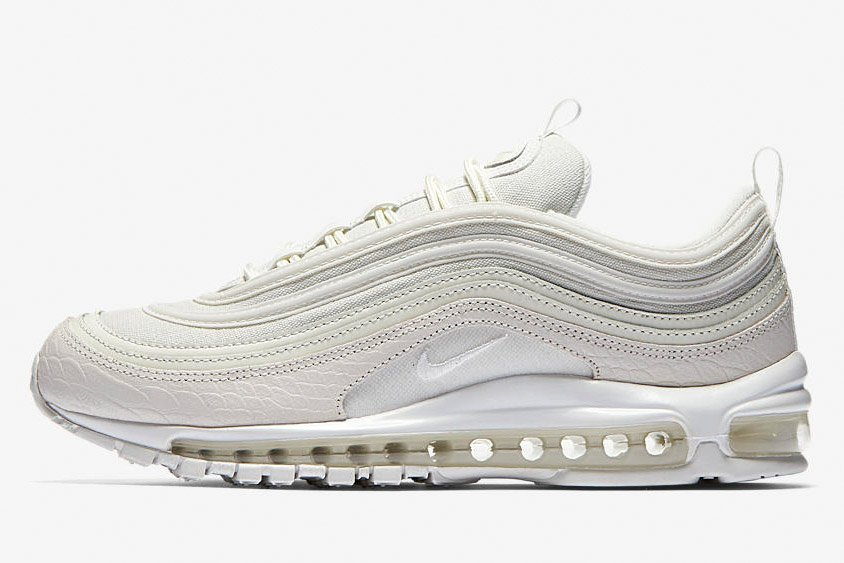The Air Max 97 'Summit White' Drops in 10minutes! Here's where to get...