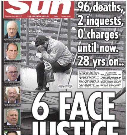 It's as if the Scum thinks that we'll actually forget. We won't. #DontbuyTheSun #JFT96 https://t.co/torJuBtRMh