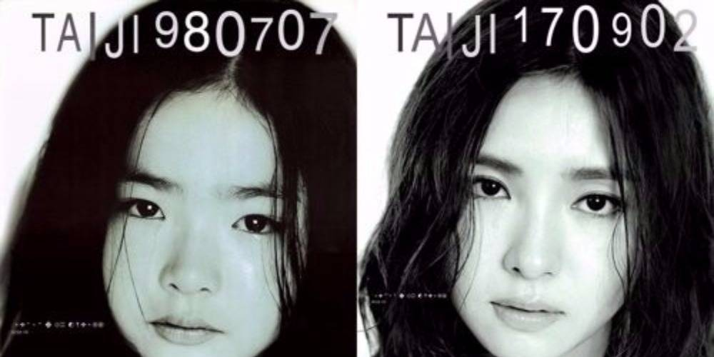 Shin Se Kyung provides a throwback to 1998 with Seo Taiji poster recre...