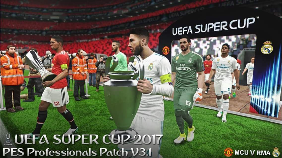 Who is ready for UEFA SUPER CUP 2017?  RT for @ManUtd  Fav for @realma...