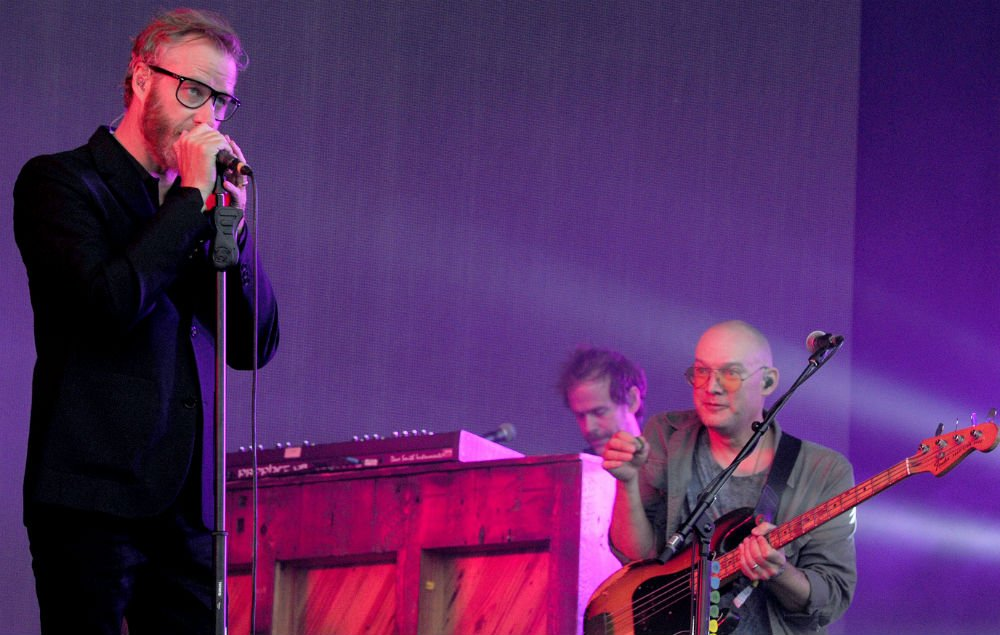 Watch The National's video for new song 'Guilty Party' https://t.co/Er...