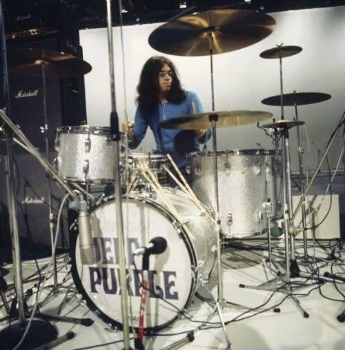 Happy birthday Ian Paice - Fireball (Live 1972)