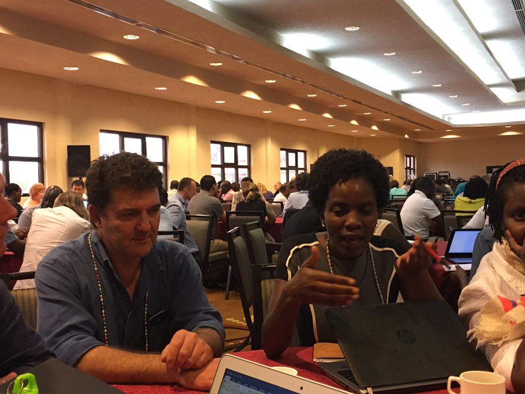 Discussing the #future of #CBA11!  #climatechange @iied @SaleemulHuq #uganda @AdaptationWatch @PeaceCorps @UNFCCC #africa @cnni @BarackObama https://t.co/yQzEuB0Sh7