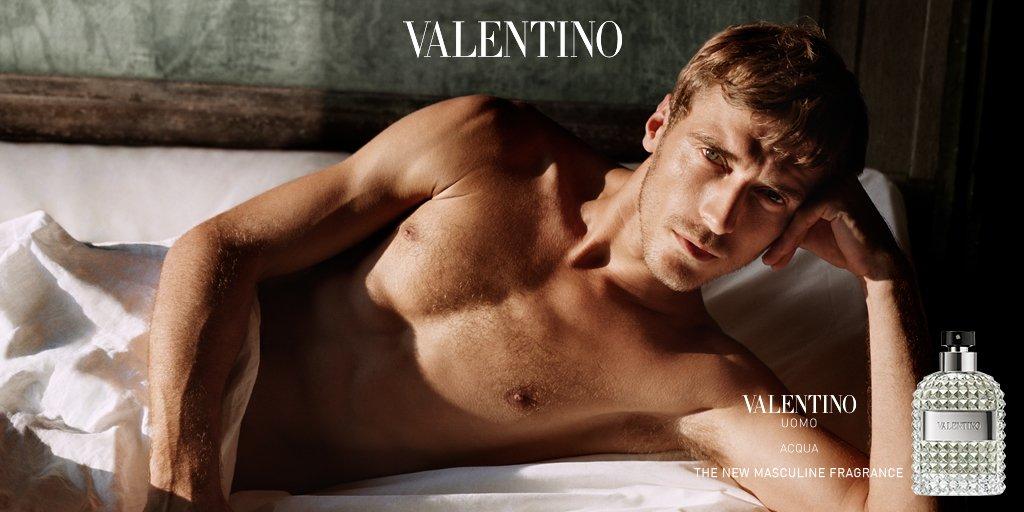 Image result for Valentino Uomo Acqua For Men ads