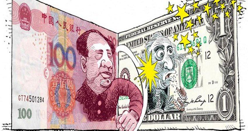 Dolar yuan karşısında zayıflıyor https://t.co/AXtIGVuGDx https://t.co/...