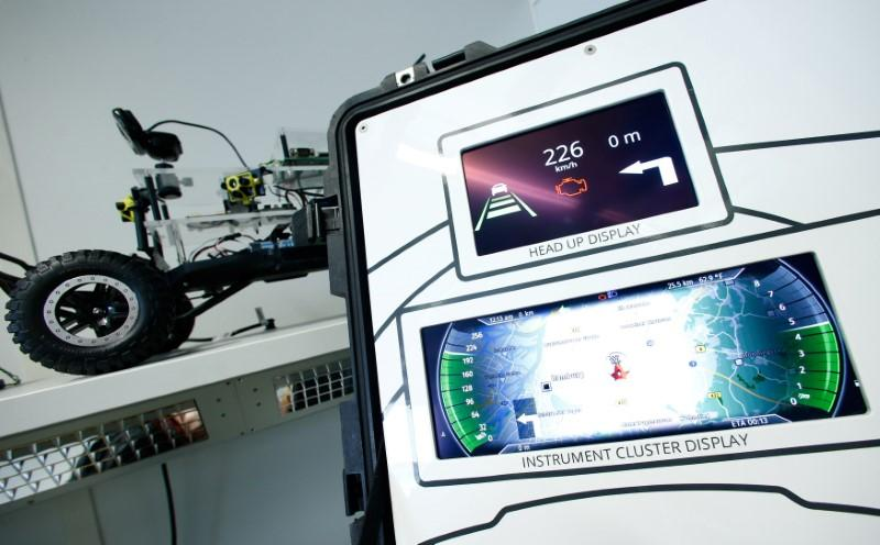 High-tech dashboards signal big changes for auto parts suppliers https...