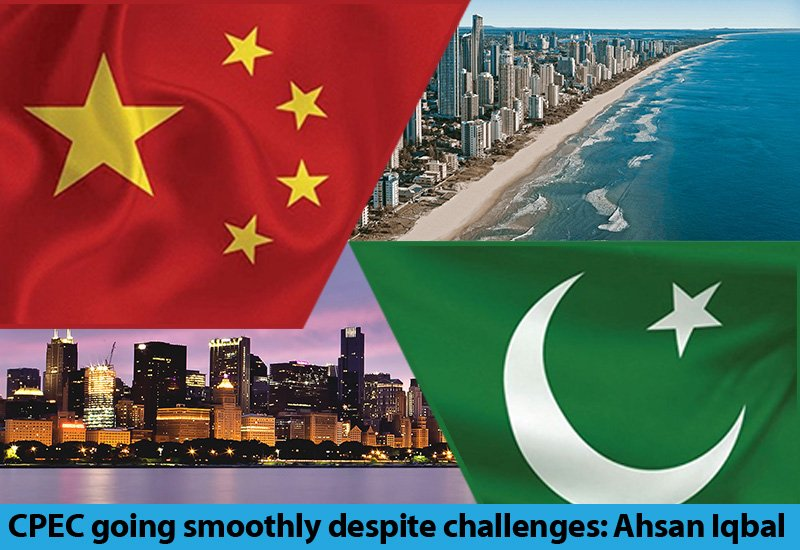 #Pakistan smoothly implementing an ambitious plan to build #economic corridor with #China despite some challenges   http:// pakobserver.net/cpec-going-smo othly-despite-challenges-ahsan-iqbal/ &nbsp; … <br>http://pic.twitter.com/MO7tPO0sHl