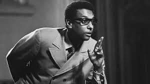 Happy Birthday aka Stokely Carmichael born on this date in 1941