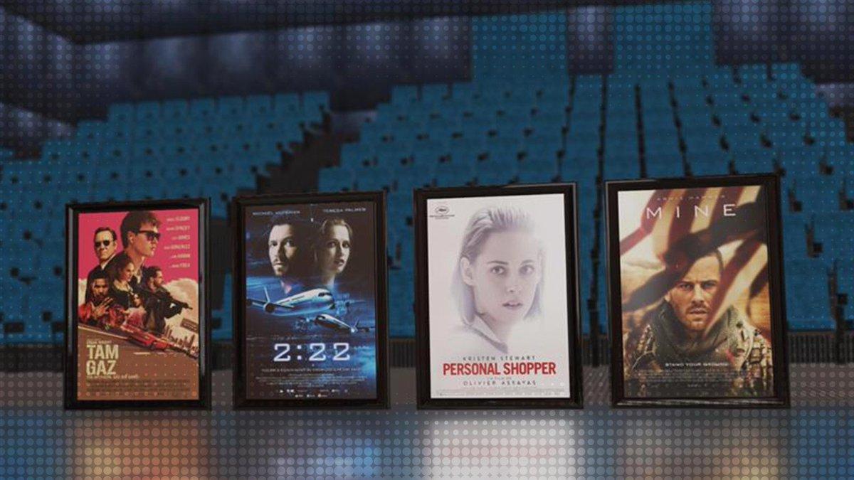 Sinemada bu hafta: 6 yeni film vizyona girecek  https://t.co/zyCscMbc3...