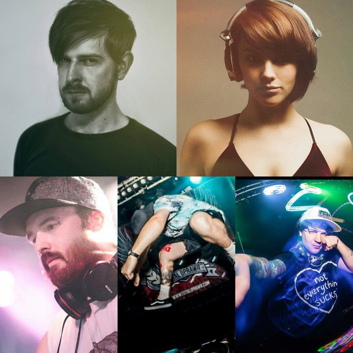 The full @totaluprawr DJ squad will be providing your 6am party this S...