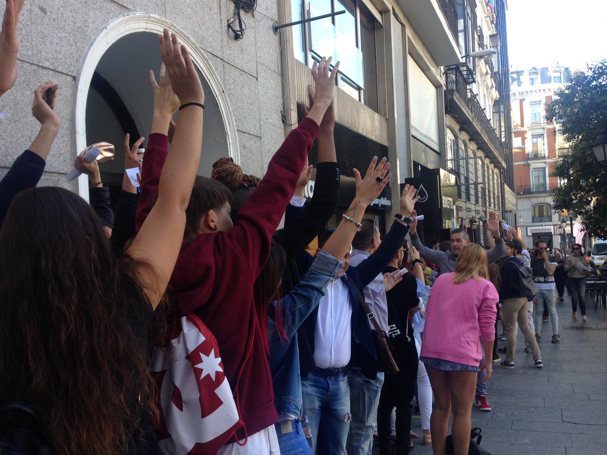 Arrasando en el primer #CastingGH presencial en Madrid ¡Ven, todavía e...