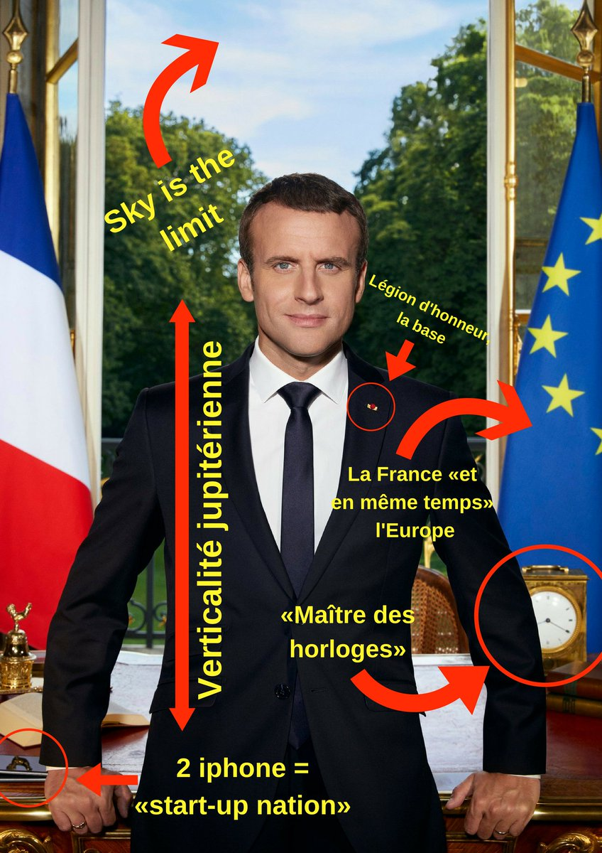 Notre analyse exclusive #PortraitOfficiel https://t.co/EDNZzEzdka