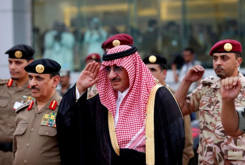 Saudi official denies former crown prince confined to palace https://t...
