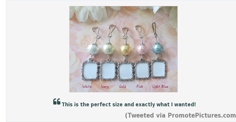 Who&#39;s getting married? Wedding bouquet photo charm @loverly #Etsy #etsymntt   https://www. etsy.com/ca/SmilingBlue Dog/listing/264900772/wedding-bouquet-photo-charm-pink-blue?ref=shop_home_active_7 &nbsp; …  (Tweeted via  http:// PromotePictures.com  &nbsp;  )<br>http://pic.twitter.com/6qN0gCBACe