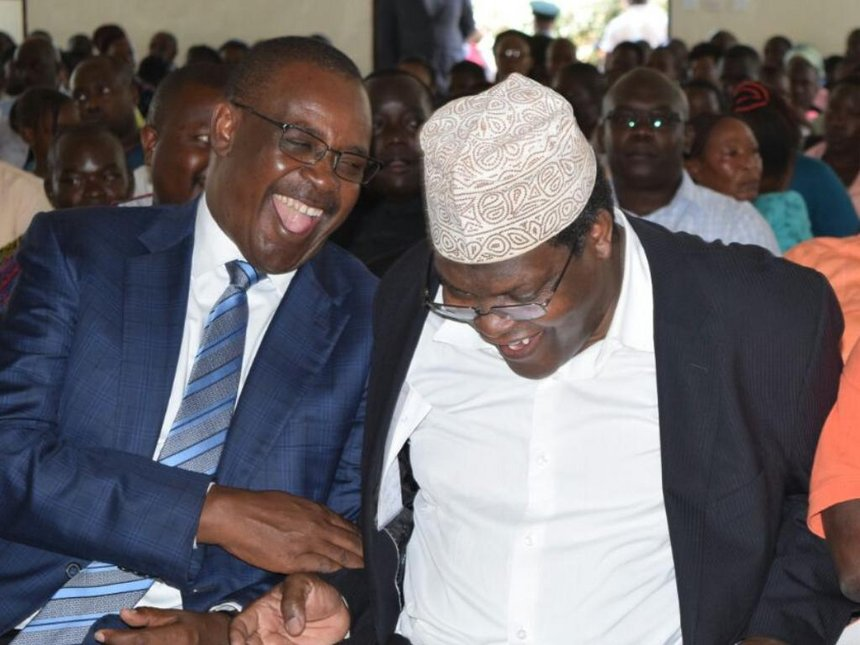 Sonko, Kenneth snub governors' debate, Miguna and Kidero go head to he...