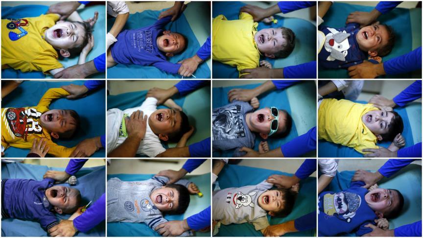 Sünnetçiyi gören çocukların kalbi pıt pıt atıyor https://t.co/FErGj3cA...