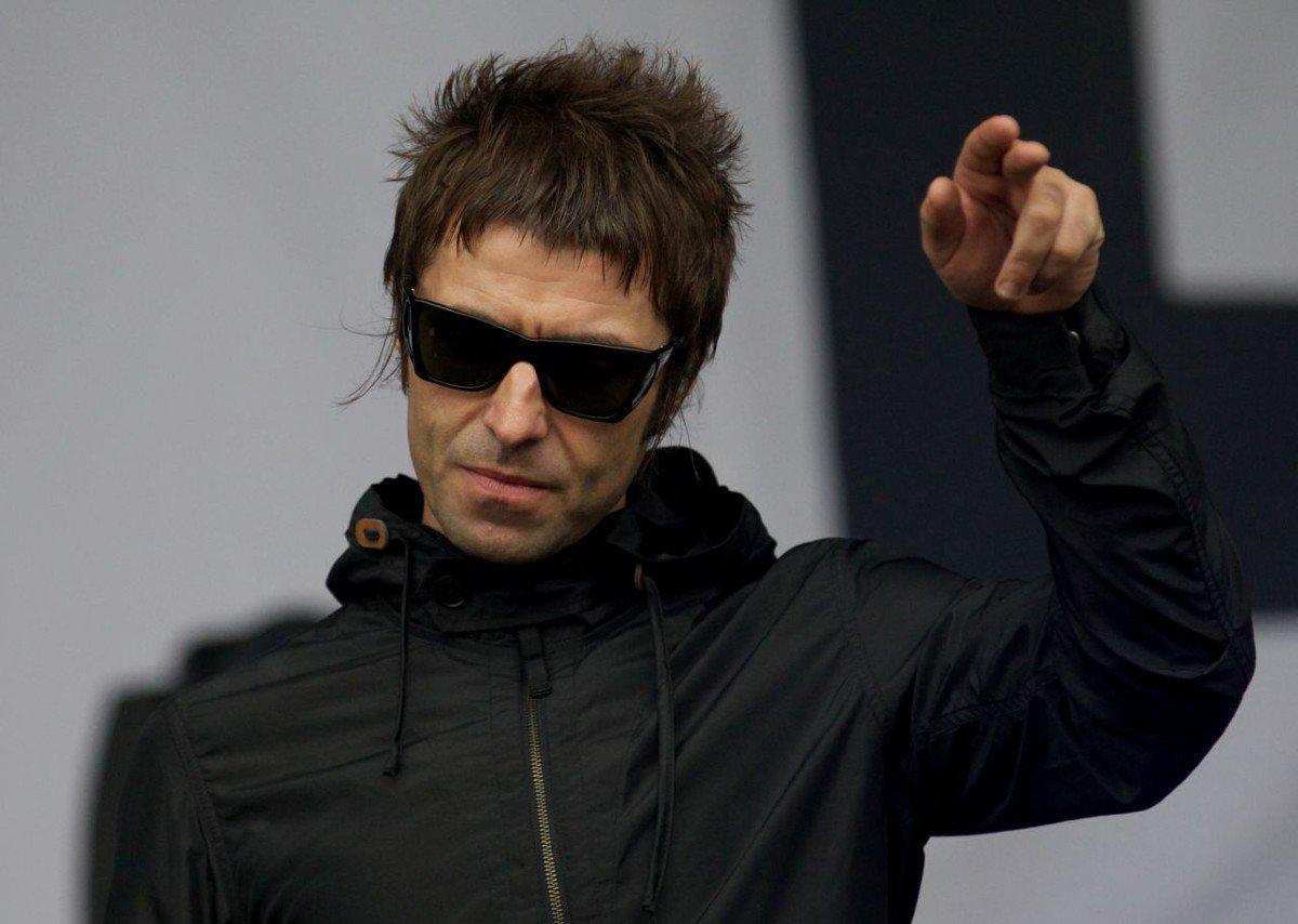 LaParisienne: Liam Gallagher n'est pas vraiment fan du chanteur de la...