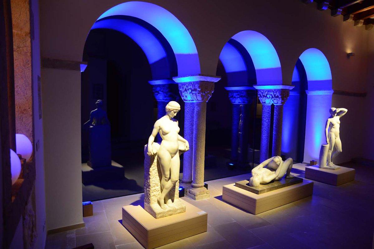 CAST | Los miércoles de verano abrimos el #CauFerrat y el #MuseuMarice...