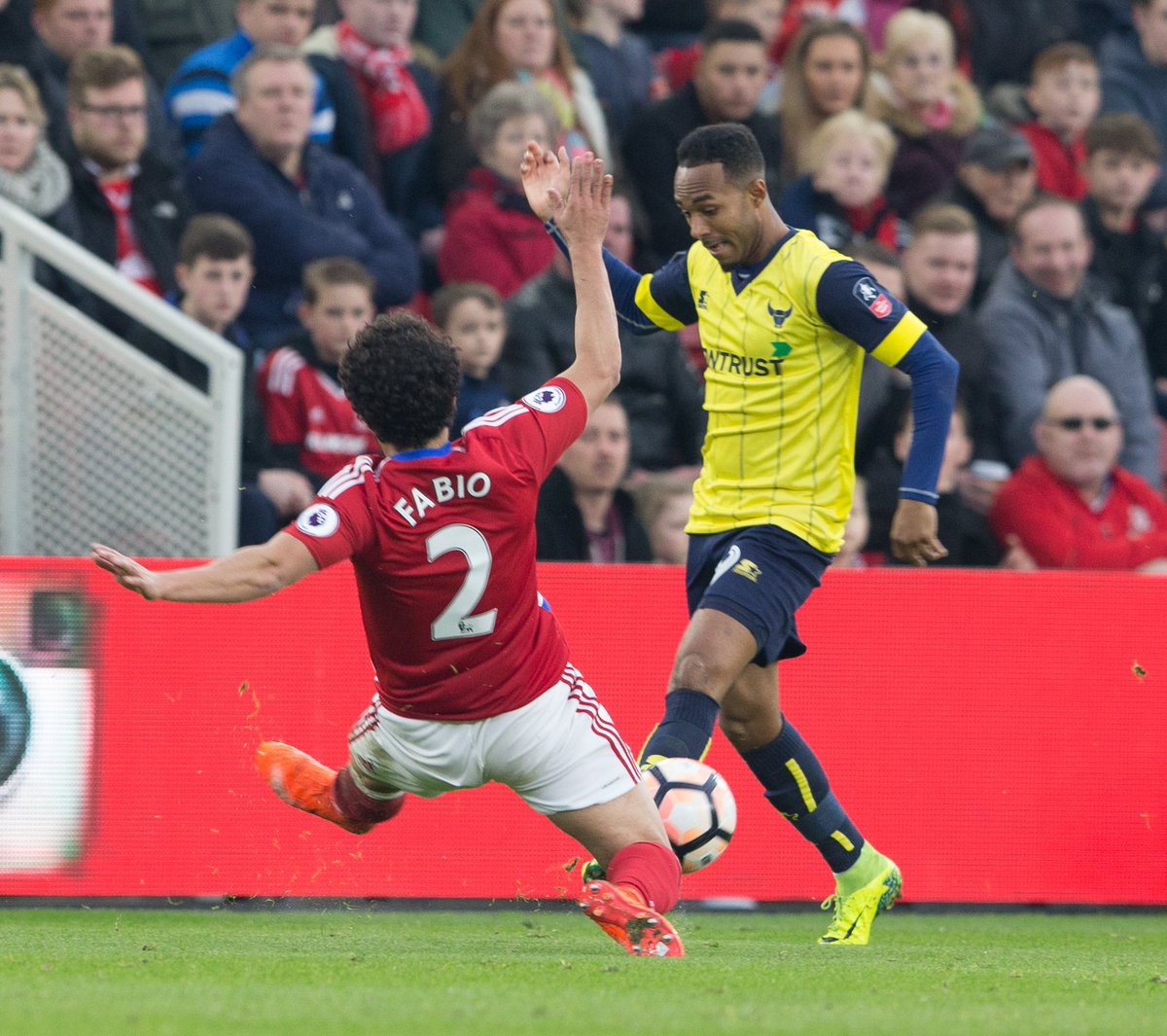 Oxford United to face Middlesbrough on pre-season tour in Portugal htt...