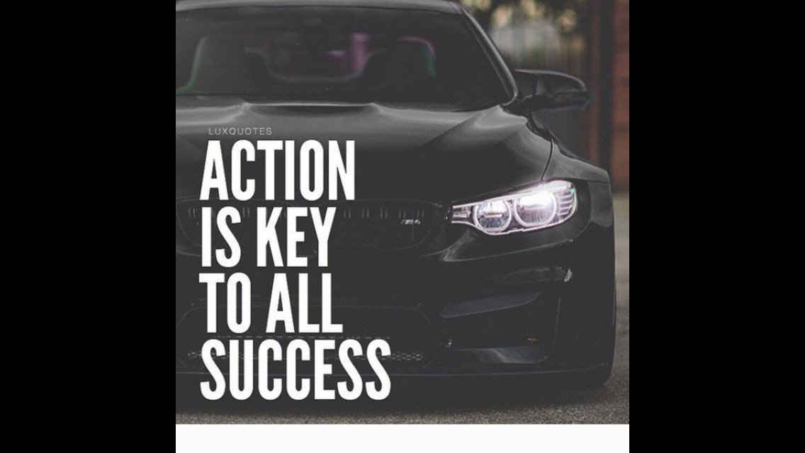 Action is the Key... #Success #MLM  https://t.co/BH5IlWUMYf https://t....