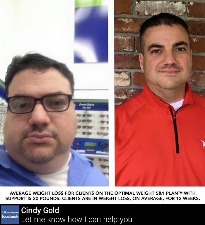 Robby is down 90lbs in just over 5 months on our program. https://t.co...