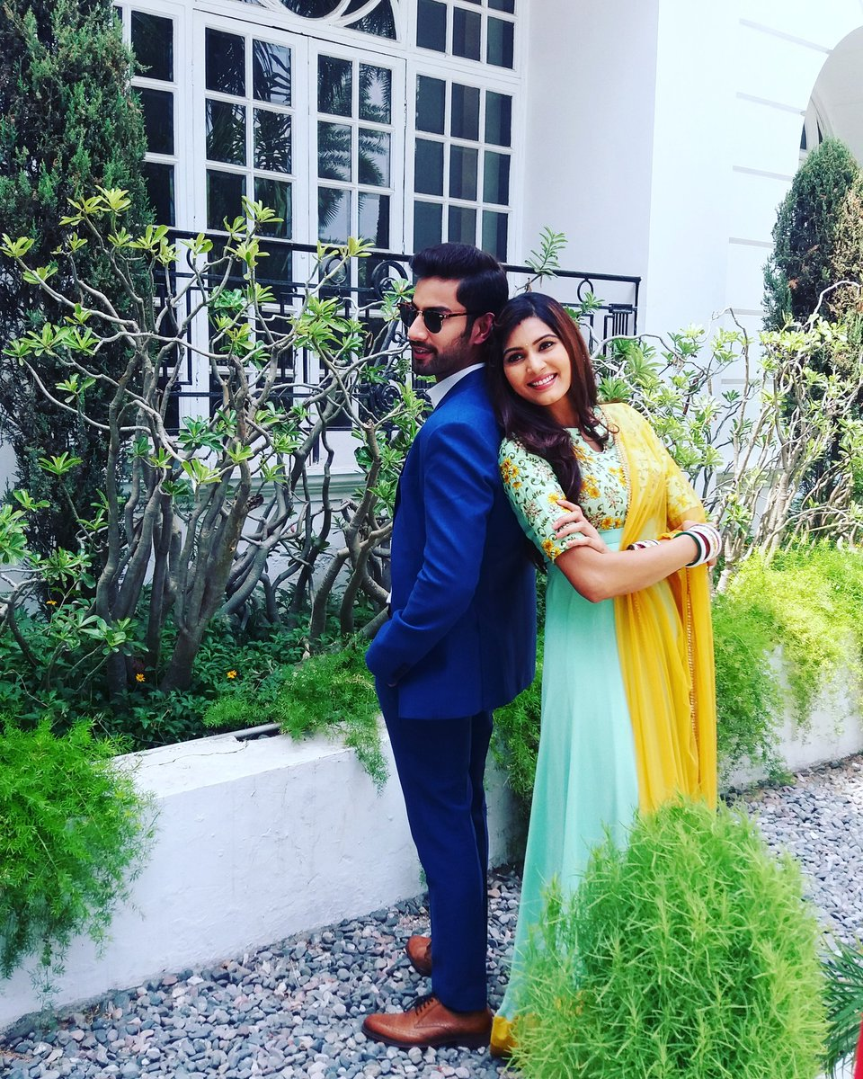 Before press conference #Lucknow #Promotions #Swabhimaan  @sahil_uppal01 @iamsangeita<br>http://pic.twitter.com/2rDuOVzNOZ