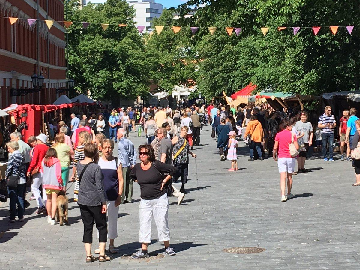 Keskiaikaiset Markkinat Hämeenlinna
