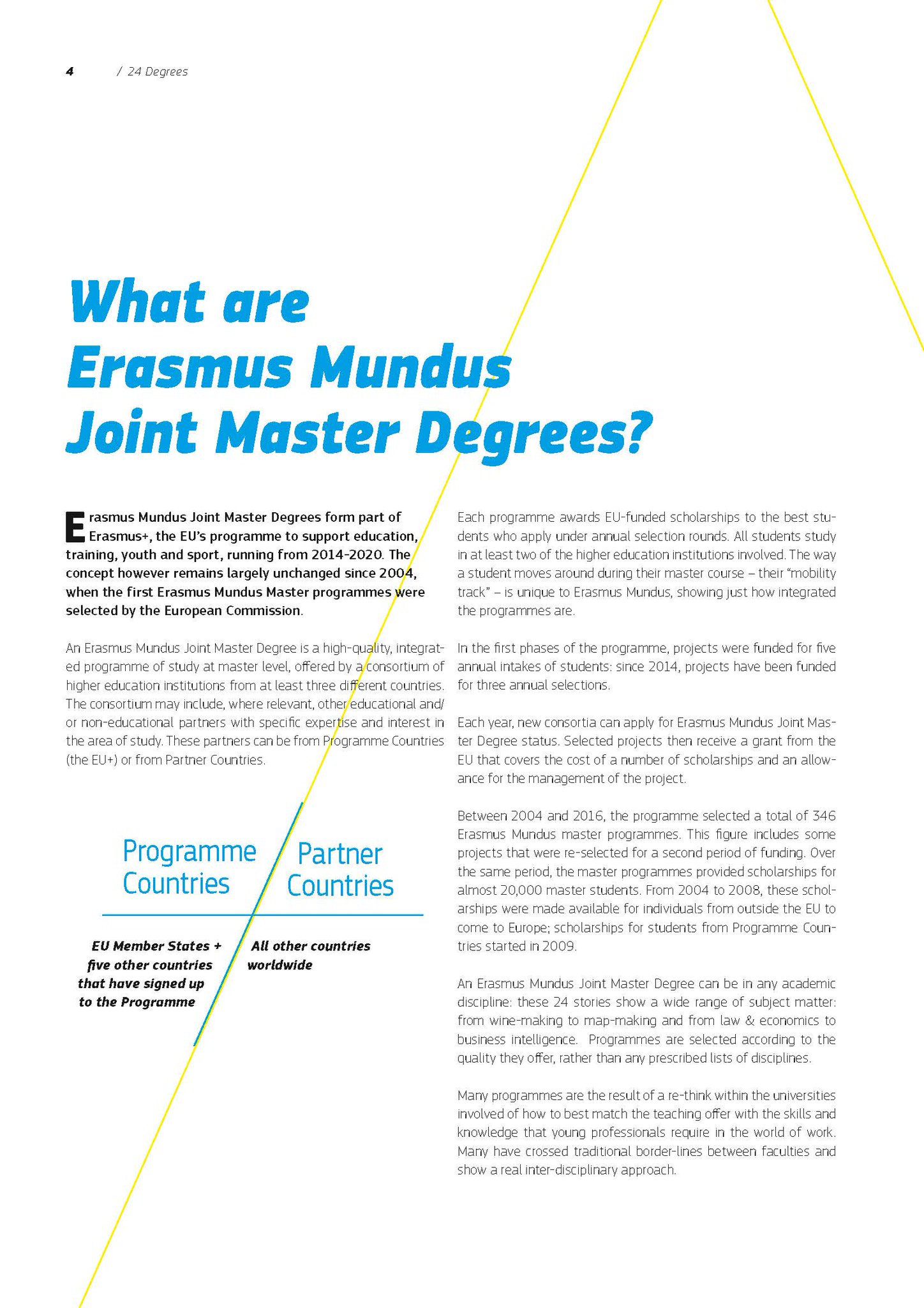 "PiE on Twitter ""What are Erasmus Mundus Joint Master Degrees"