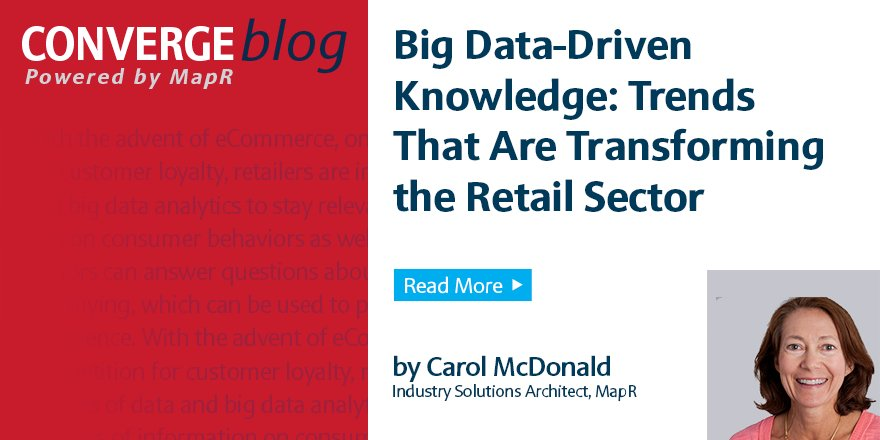 Because of the rapid evolution of the way we are buying &amp; selling, the growth opps for #retail &amp; #bigdata are huge &gt;  http:// bit.ly/2ulHYfl  &nbsp;  <br>http://pic.twitter.com/FU54K2RU2i