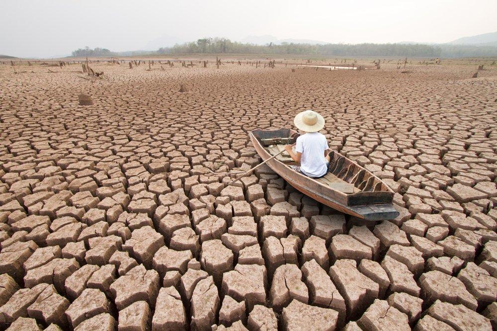Plus que trois ans pour arrêter un changement climatique irréversible...