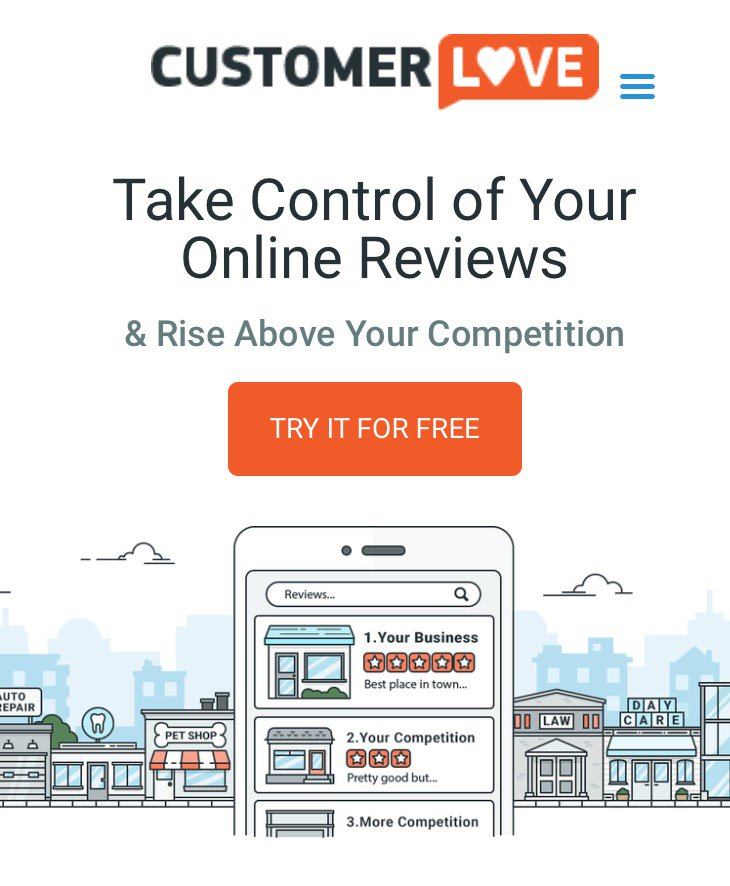 Beat Competitors on Sites Like Yelp, Google, Facebook &amp; 45 Others:  http://www. customerlove.co / &nbsp;   #localseo #localmarketing <br>http://pic.twitter.com/2XW8ZdNzsB