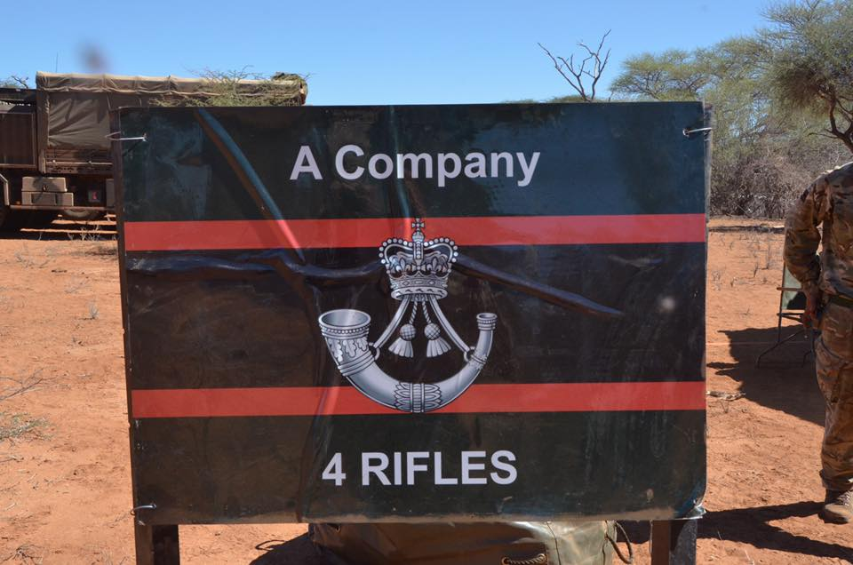 A Coy, 4RIFLES are in #Kenya working with the Kenyan Defence Force as part of their conversion to #SpecInf. @4_RIFLES<br>http://pic.twitter.com/pY7mxXCGvl