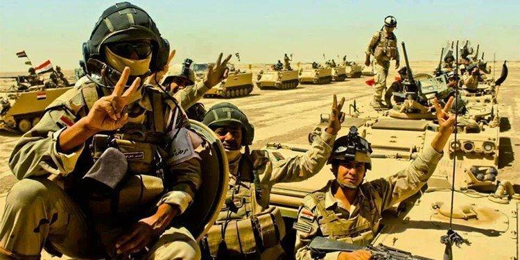 #عاجل #التلفزيون_العراقي الرسمي يعلن انهيار تنظيم #داعش #الإرهابي وانت...
