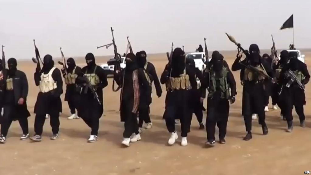 #عاجل | التلفزيون العراقي الرسمي يعلن إنهيار كيان #داعش   #عين_اليوم h...