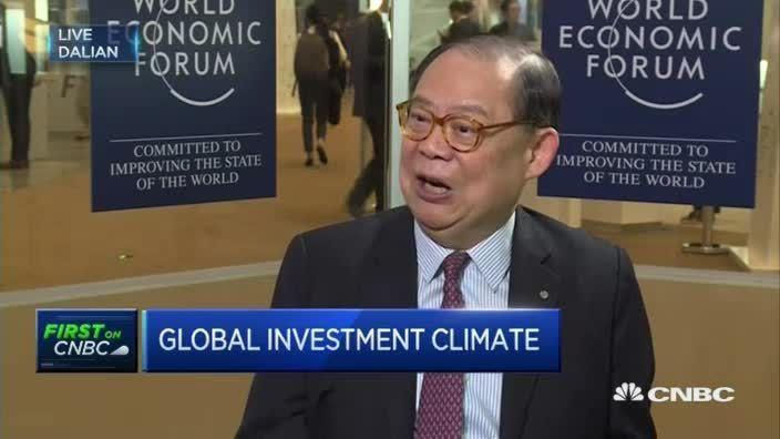 #China&#39;s checks on big #overseas #acquirers a &#39;healthy sign,&#39; says #investor #amnc17 @wef #wef @Davoshttps://yhoo.it/2t3Ye5c<br>http://pic.twitter.com/5aFfDRQxDm