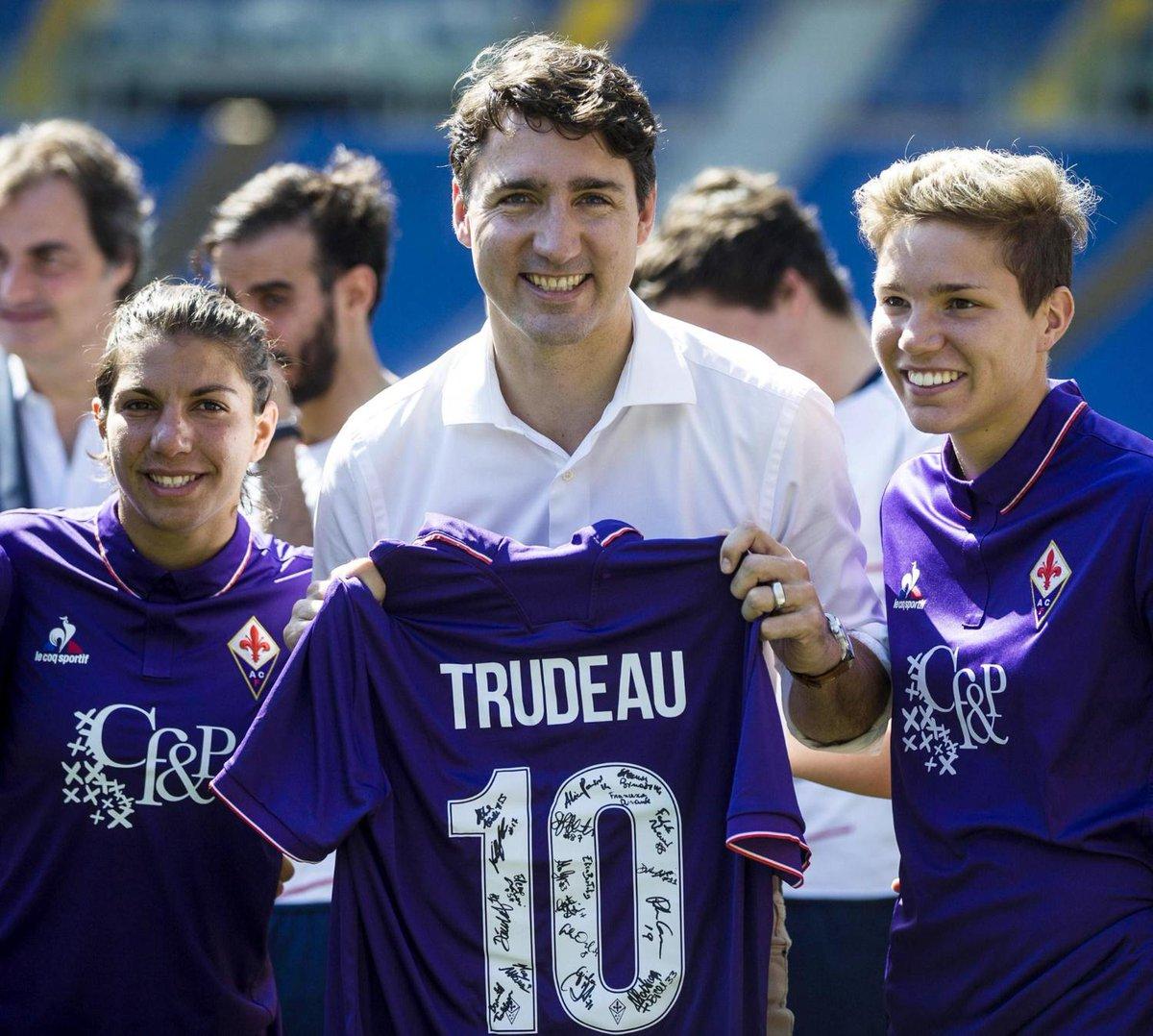 Trudeau demande à l'UE d'appliquer provisoirement le CETA https://t.co...