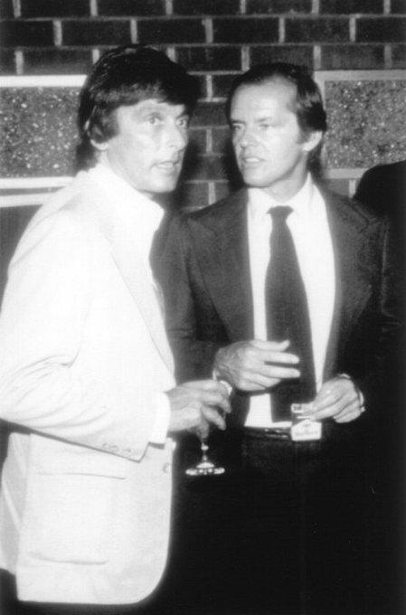 Happy Birthday to legendary film producer Robert Evans!