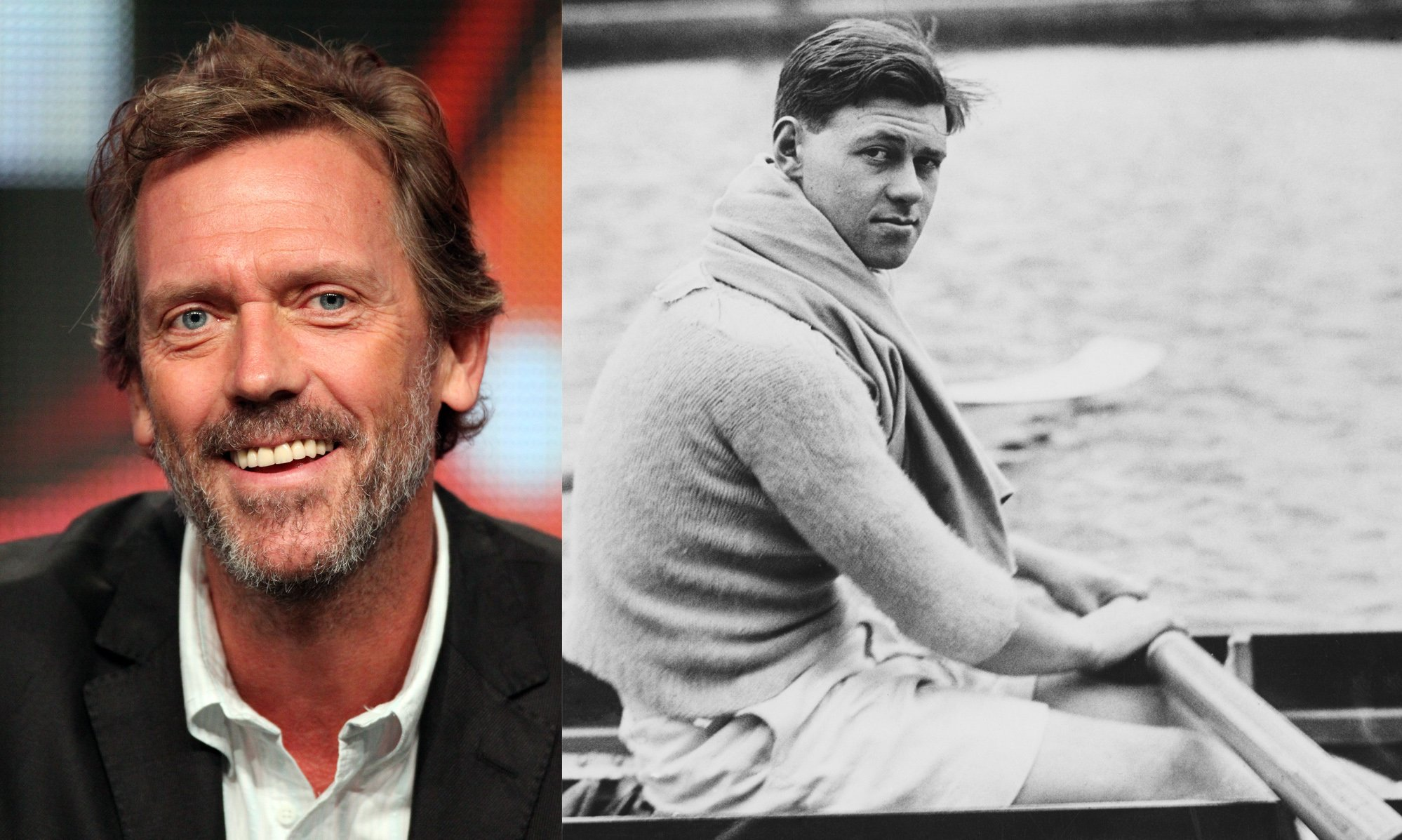 """Olympics on Twitter: """"Ran Laurie – @hughlaurie 's father - competed in  rowing. Berlin1936 (4th) ¦ London1948 (1st) #twitterpollresult  https://t.co/6VQdyr7THm… https://t.co/HpgA2nAwTy"""""""
