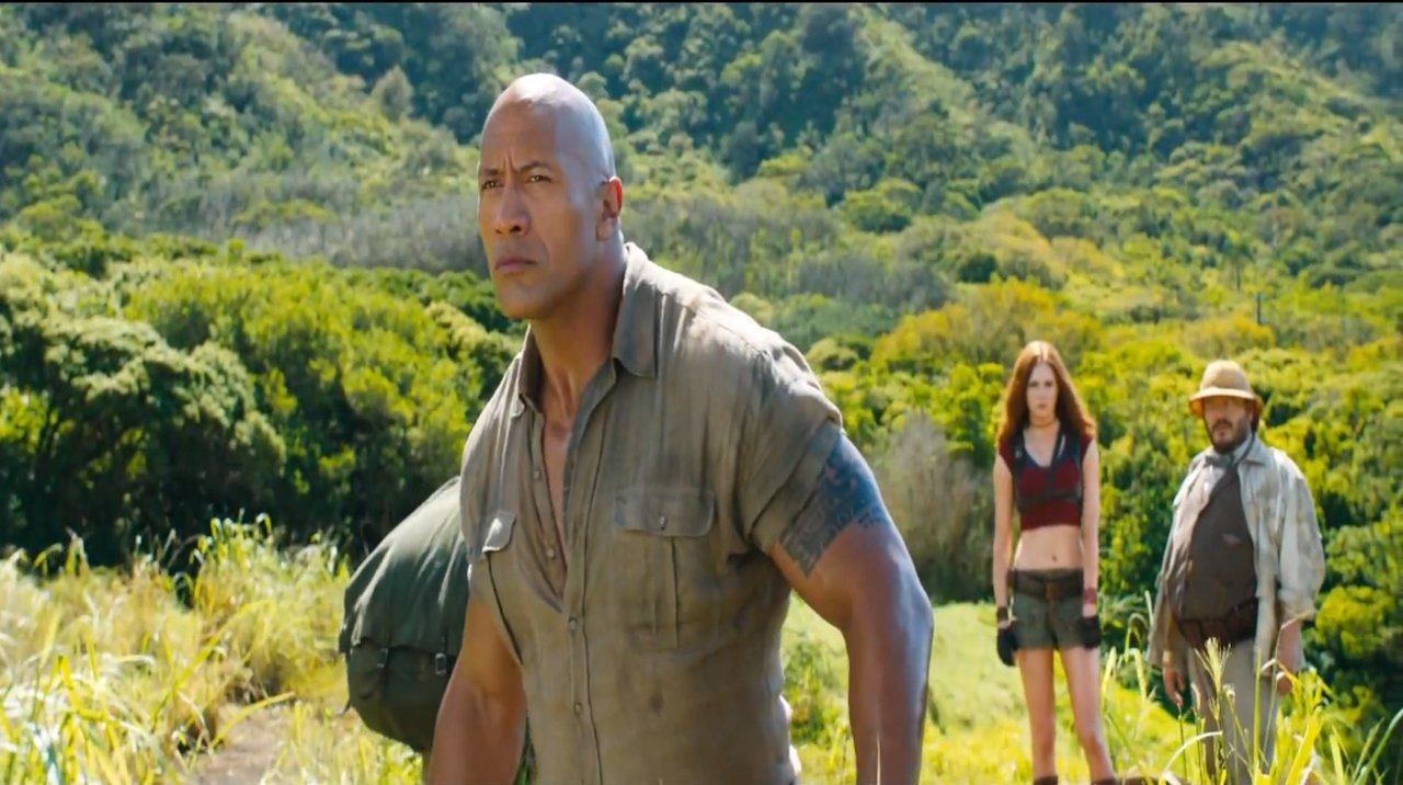 Jumanji: Welcome to the Jungle Trailer Has Arrived