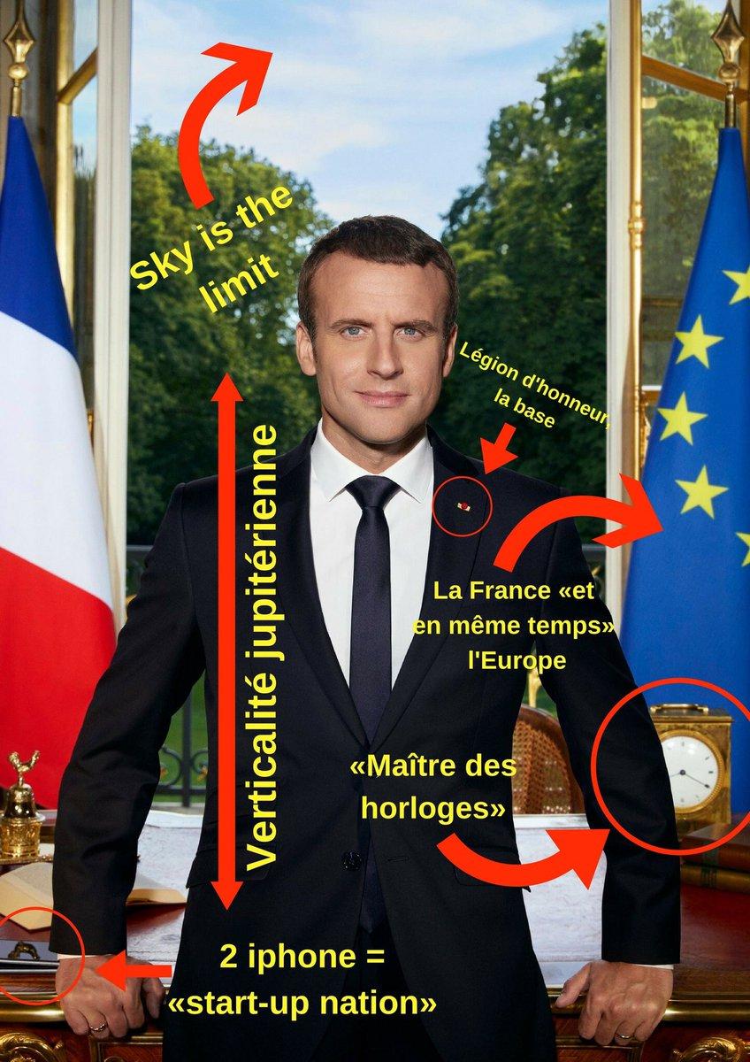 Cyril Mejane On Twitter Photo Officielle De Notre President Emmanuelmacron