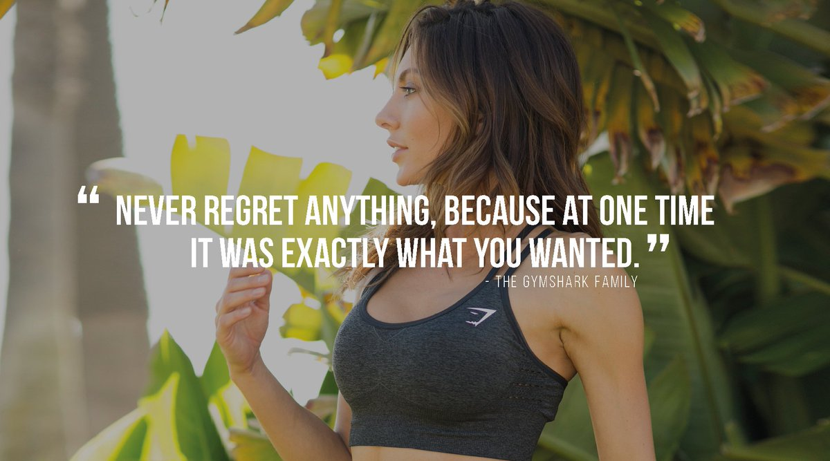'Never regret anything, because at one time it was exactly what you wa...